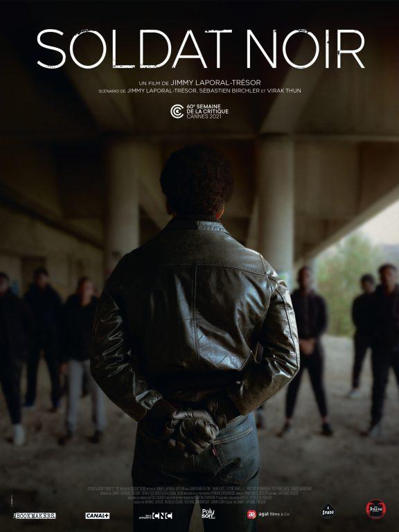 SOLDAT NOIR de Jimmy Laporal-Trésor sélectionné à la Semaine de la Critique #Cannes2021