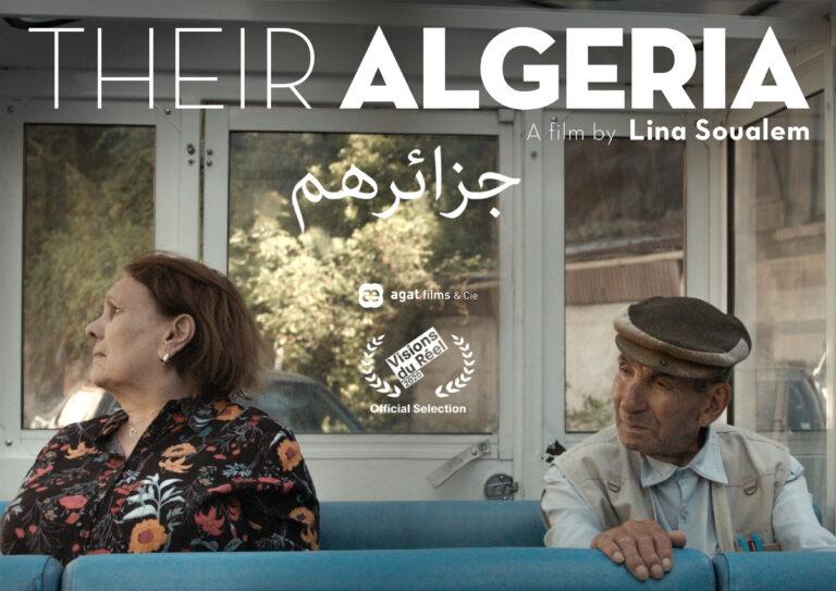LEUR ALGERIE de Lina Soualem en salles le 13 octobre et en AVP au Louxor et l'IMA
